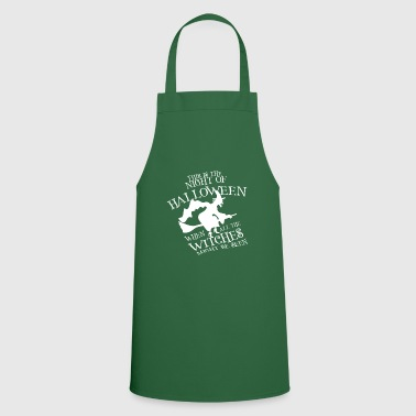 Witch - Witch - Cooking Apron