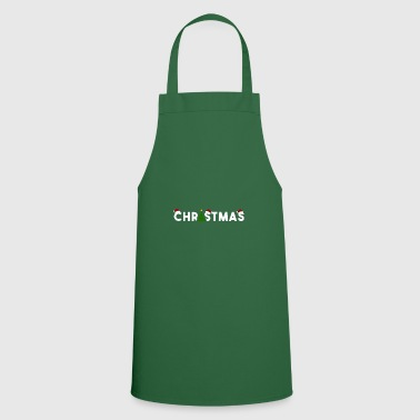 Merry Christmas Merry Christmas - Cooking Apron
