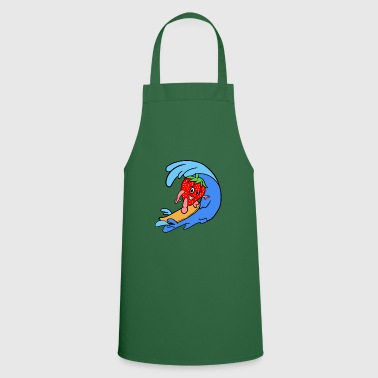 Sporty Strawberry - Cooking Apron