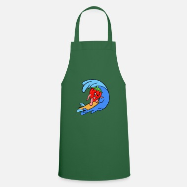 Sporty Sporty Strawberry - Apron