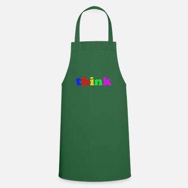 Think Different Think differently - Apron