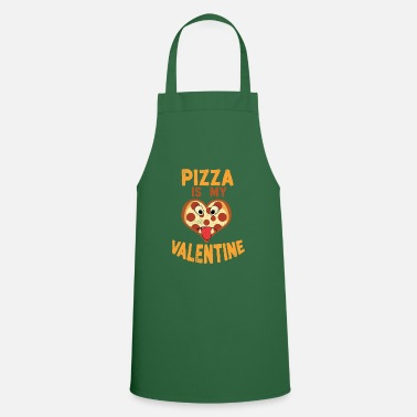 Valentins Dag Pizza Day Novelty Pizza er min Valentine Italian Food - Forklæde