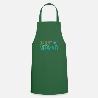 Mermaid Mermaid Mermaid - Cooking Apron