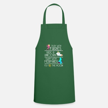 Mermaid Mermaids Mermaids - Cooking Apron