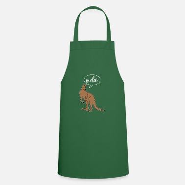 Dialect Oida Austria dialect dialect - Cooking Apron