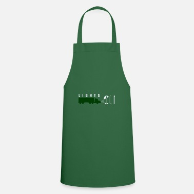 Light light on - Cooking Apron