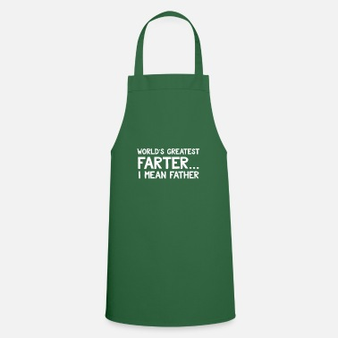 Greater Worlds Greater Farter - Apron