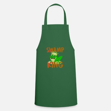 Established Swamp king - Cooking Apron
