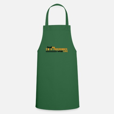 Congratulations Computer nerds - Cooking Apron
