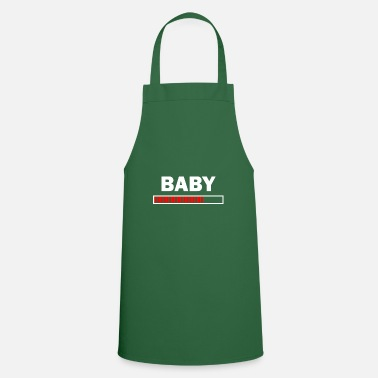 Baby Sayings Pregnant baby sayings - Apron