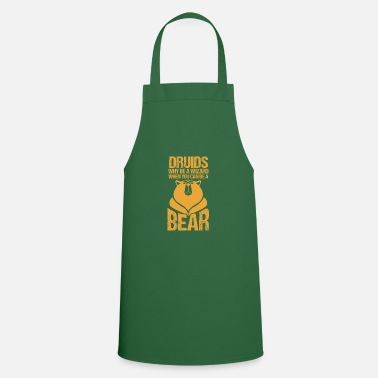 Dice D20 - Cooking Apron
