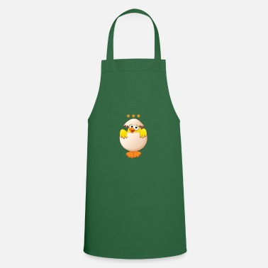 Laugh Chicken egg - Cooking Apron