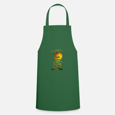 Tv no disco without me does not exist - Cooking Apron