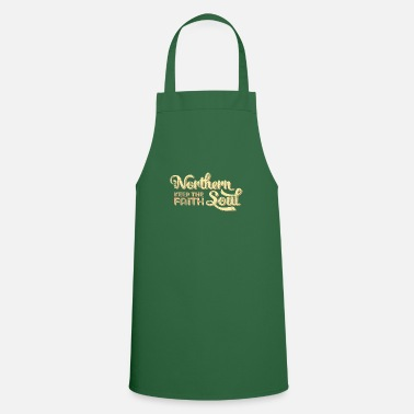 Northern Soul Northern Soul print / Keep The Faith graphic - Apron