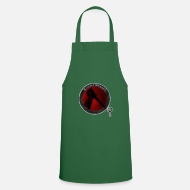 Rondel Dagger White Surround - Apron
