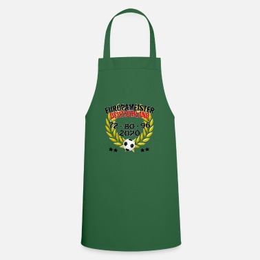 European Champion European Champion Germany 72 80 96 2020 - Cooking Apron