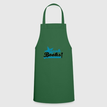 Read Yeah Books - Shirt - Black - Cooking Apron