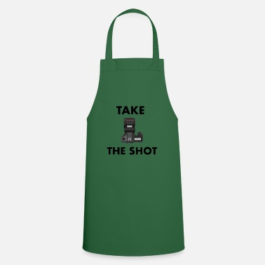 Selfie Take the shot. Photography Action Photography - Cooking Apron