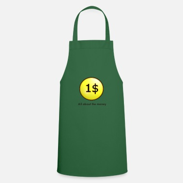 Money For All All about the money - Apron