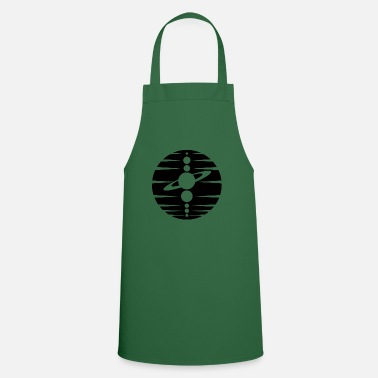 Planet planet - Cooking Apron