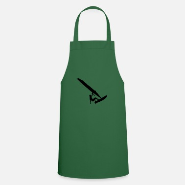 Over Surfing Windsurf Sea Ocean Board Sail Waves Love - Apron