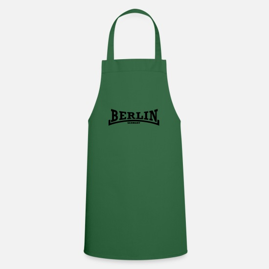 Stadium Aprons - Berlin Germany Arch Style - Apron green