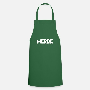 French French - Apron