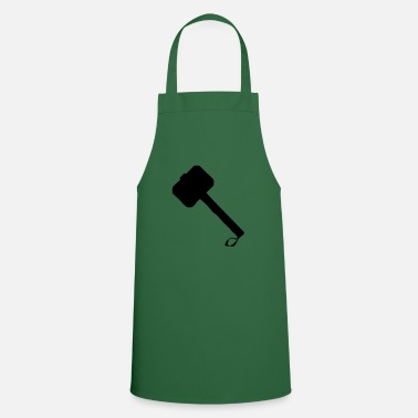 Hammer hammer - Cooking Apron
