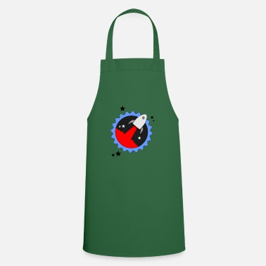 Rocket Star - Apron