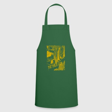 Iron Metal The cold iron - Cooking Apron