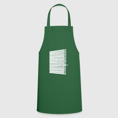 Suit matches - Cooking Apron