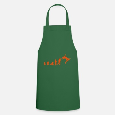Adult Baby evolution jumping height adult baby - Apron
