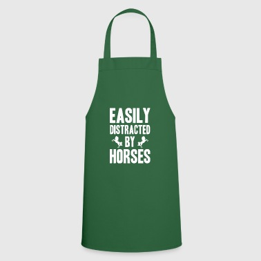 Saddle saddle horse - Cooking Apron