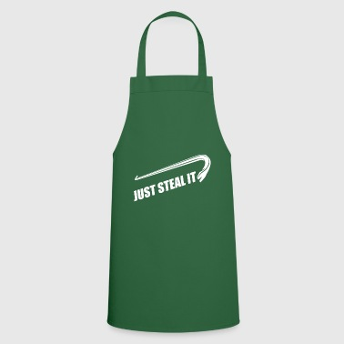 Steal Just Steal It - Cooking Apron