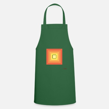 Square square - Cooking Apron
