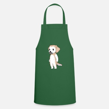 Golden Retriever Golden retriever - Grembiule da cucina