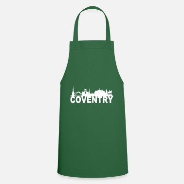 Coventry Coventry England Skyline Gift Idea UK - Cooking Apron