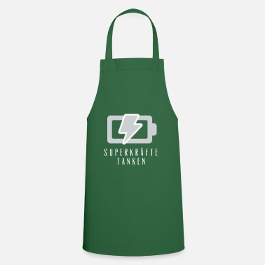 Fill Up fill up with superpowers - Apron