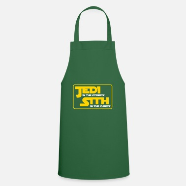 Jedi Jedi Star - Cooking Apron