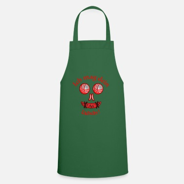 Madness I like your smile! - Cooking Apron