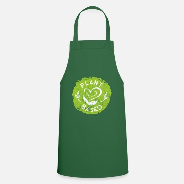 Diet Vegan herbal saying - Cooking Apron