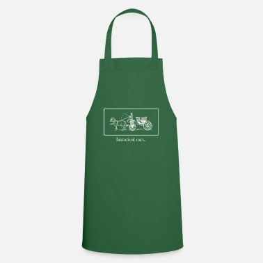Historical historic cars - Apron