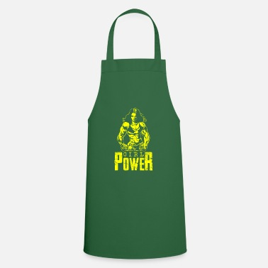 Woman Power Girl power woman power woman - Apron