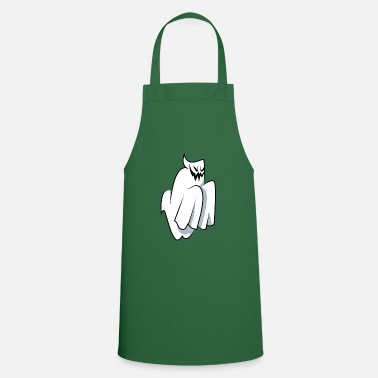 Ghost ghost ghost - Apron