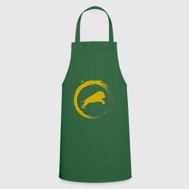 South Africa lion - Cooking Apron