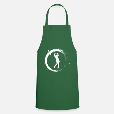 Square Golf Lady - Cooking Apron