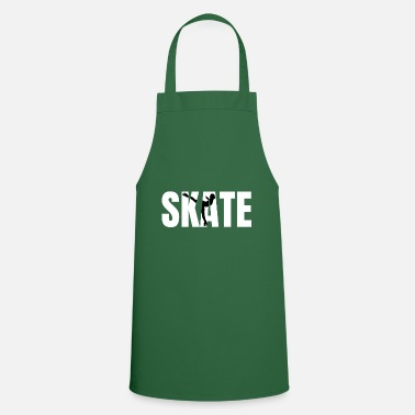 Skate Skate skating - Cooking Apron