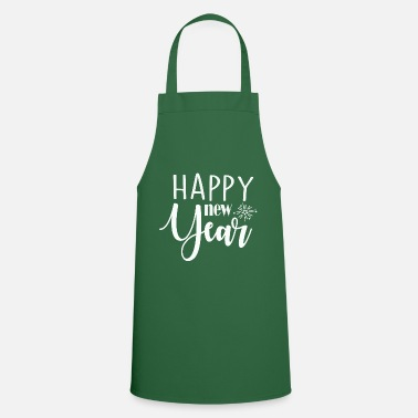 New Years Day New Year, New Year, New Year, Gift - Cooking Apron