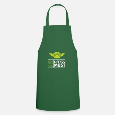 Jedi Jedi - Cooking Apron
