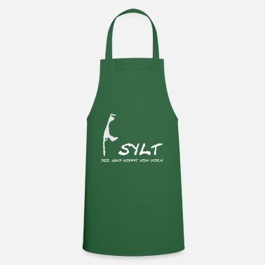 Sylt - the wind comes from the beginning - Apron